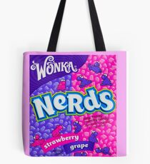 Nerds Candy: Tote Bags | Redbubble