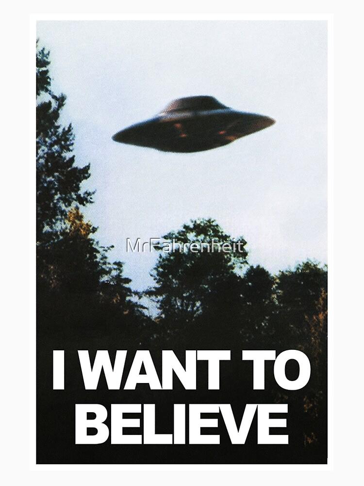 Ich möchte glauben von MrFahrenheit