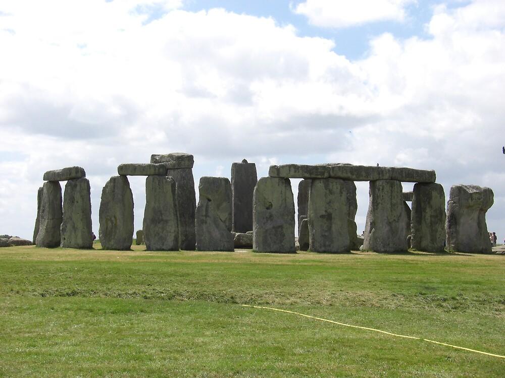 Stonehenge by Nick Mooney