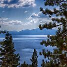 Lake Tahoe - a very magical place by John Heywood