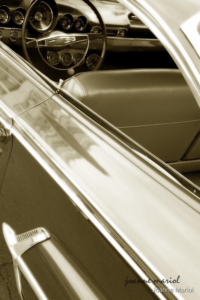 Classic Car 9 by Joanne Mariol