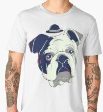 Gentleman Pet Men's Premium T-Shirt