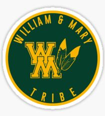 College of William & Mary - Tribe Sticker