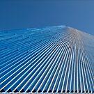 Blau auf Blau von Celeste Mookherjee