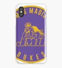 James Madison University - Dukes iPhone Case/Skin