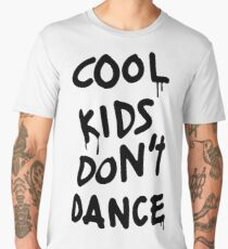 ZAYN ® Cool Kids Don't Dance T-Shirt and Merch Men's Premium T-Shirt