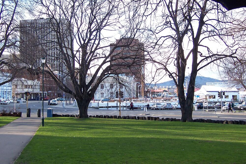 Hobart, Australia by Andrew Caple
