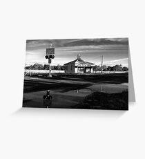 Barleyfields Gatekeeper's Cottage - Uralla Greeting Card
