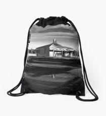 Barleyfields Gatekeeper's Cottage - Uralla Drawstring Bag