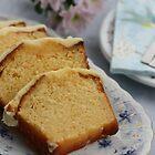 Feuchter orange Kuchen von Joy Watson