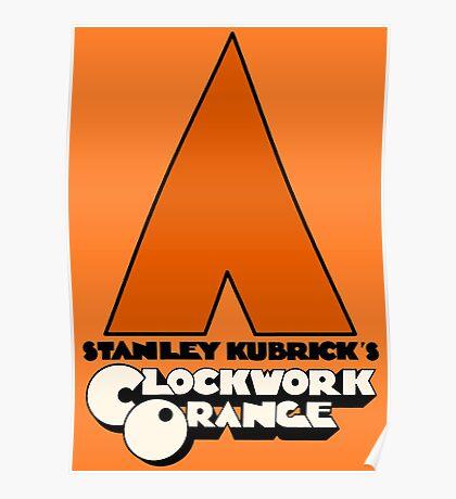 A Clockwork Orange I Poster