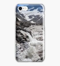 Melting glacier iPhone Case/Skin