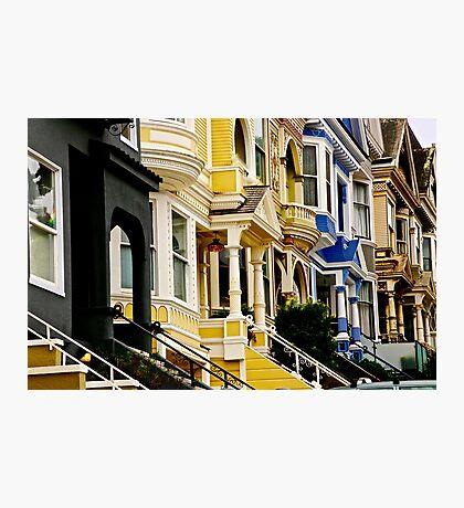 San Francisco Neighborhood Photographic Print