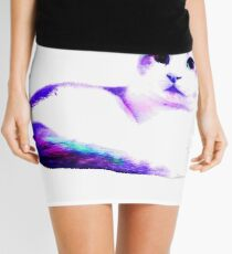 Colorful Voldemort Mini Skirt
