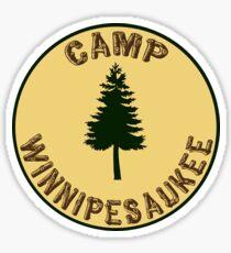 Camp Winnipesaukee Sticker