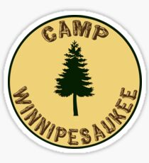 Camp Winnipesaukee Sticker