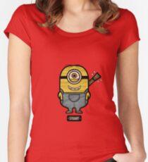 Ukulele Stuart Women's Fitted Scoop T-Shirt