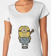 Ukulele Stuart Women's Premium T-Shirt