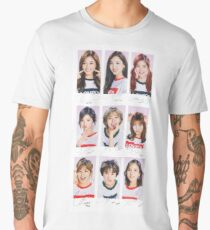 TWICE signed #2 Group  Men's Premium T-Shirt