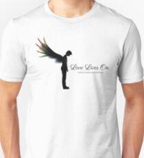 Channeling Erik - Love Lives On T-Shirt