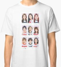 TWICE signed #2 Group  Classic T-Shirt