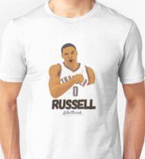 Camiseta unisex russell westbrook