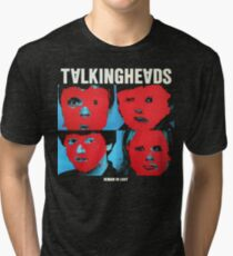 Talking Heads - Remain in Light Tri-blend T-Shirt