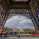 Perspective of Paris - 01 by Adrian Rachele