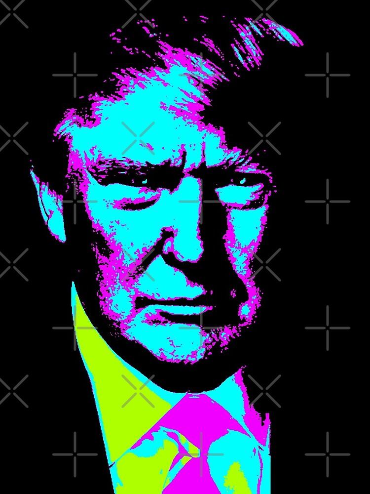Trump Wave by CentipedeNation