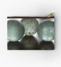 The Moons of Saturn Studio Pouch