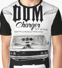 Dom's Charger Graphic T-Shirt