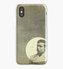 Wells iPhone Case/Skin