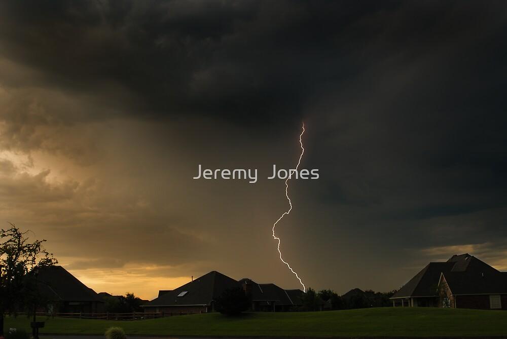 Early Morning CG Strike! by Jeremy  Jones