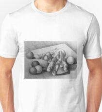 Drawing illustration of gypsum hand T-Shirt
