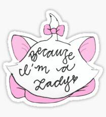 Marie Sticker