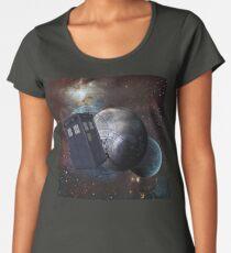 Time Flight 2 Women's Premium T-Shirt
