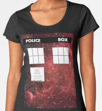 Through Time and Space Women's Premium T-Shirt