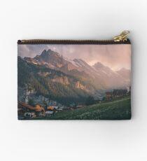 Bolso de mano Tarde en las montañas