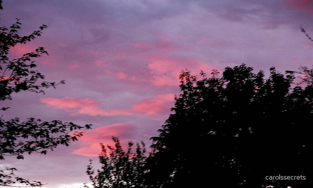 Pink Sky by carolssecrets