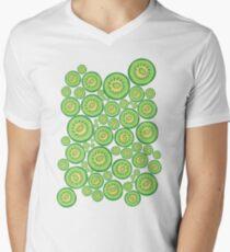 The Kiwis Men's V-Neck T-Shirt