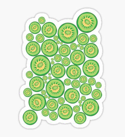 The Kiwis Sticker