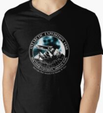 Miskatonic University Antarctic Expedition : Inspired by At The Mountains of Madness T-Shirt