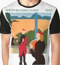 Brian Eno - Another Green World Graphic T-Shirt