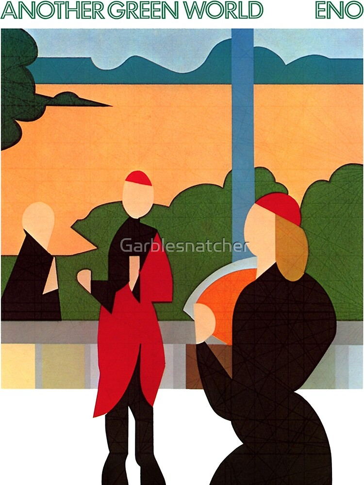 Brian Eno - Another Green World by Garblesnatcher