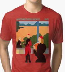Brian Eno - Another Green World Tri-blend T-Shirt