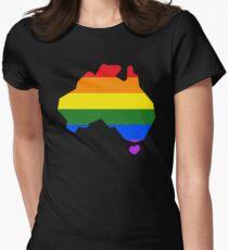 LGBT Rainbow Australia  T-Shirt