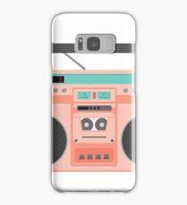 Retro Blaster Samsung Galaxy Case/Skin