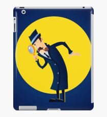 Detective Guy iPad Case/Skin