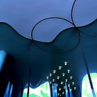 Elbphilharmonie inside...Hamburg by Angelika  Vogel