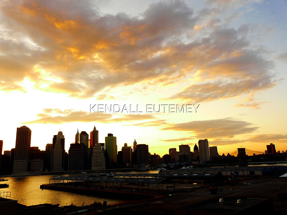 LISTEN TO THE CLOUDS by KENDALL EUTEMEY